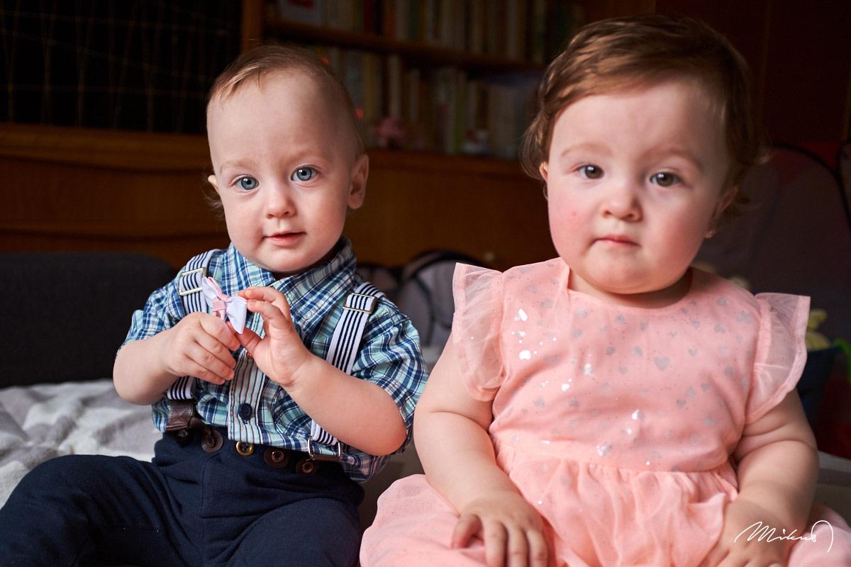 Karolína a Matouš