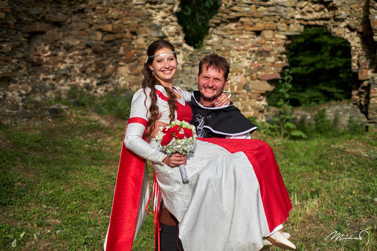 Veronika a Luboš