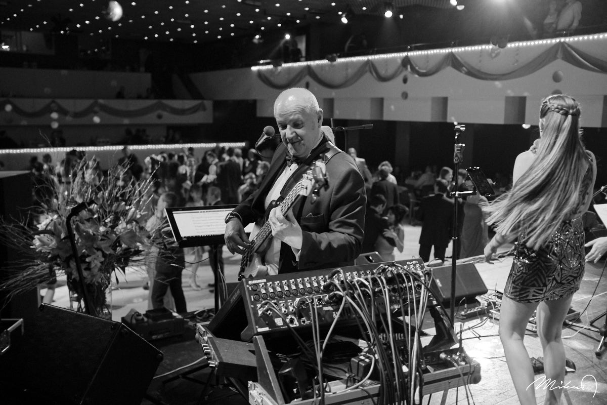 Rivieras Show Band, Ples, Kopřivnice