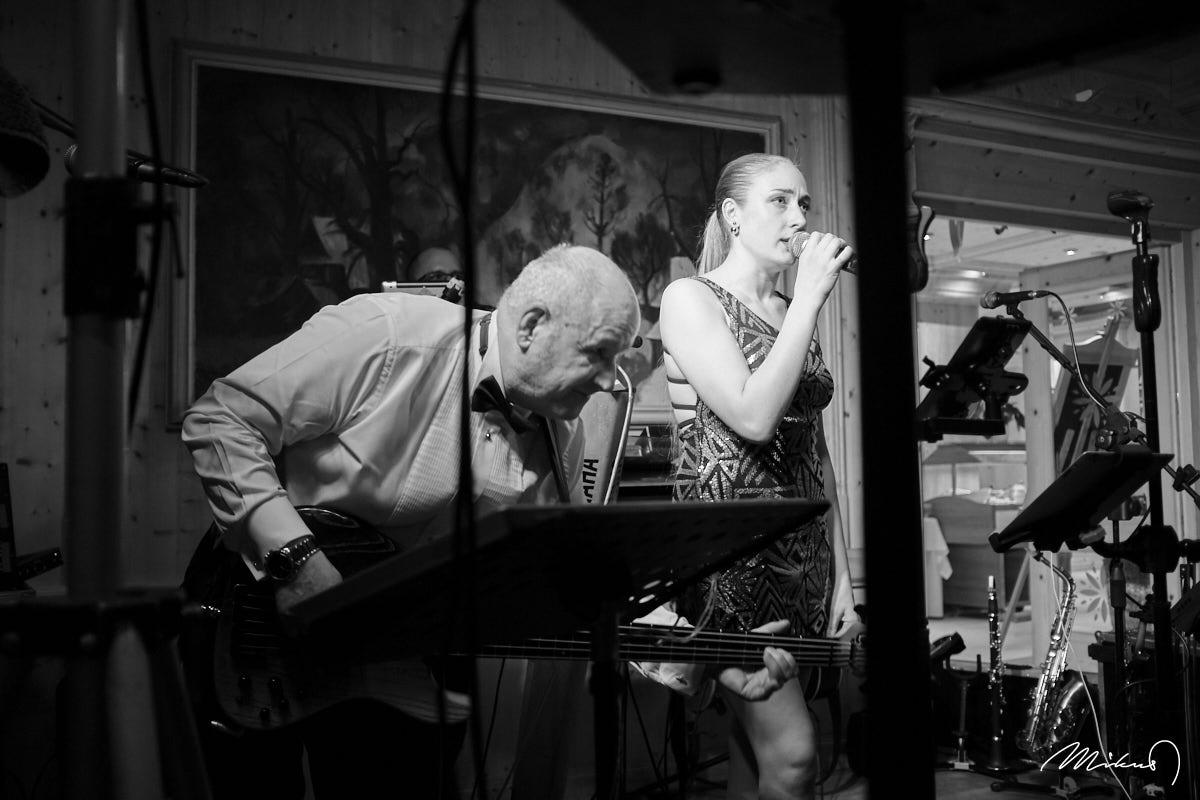 Rivieras Show Band, Horský hotel Soláň