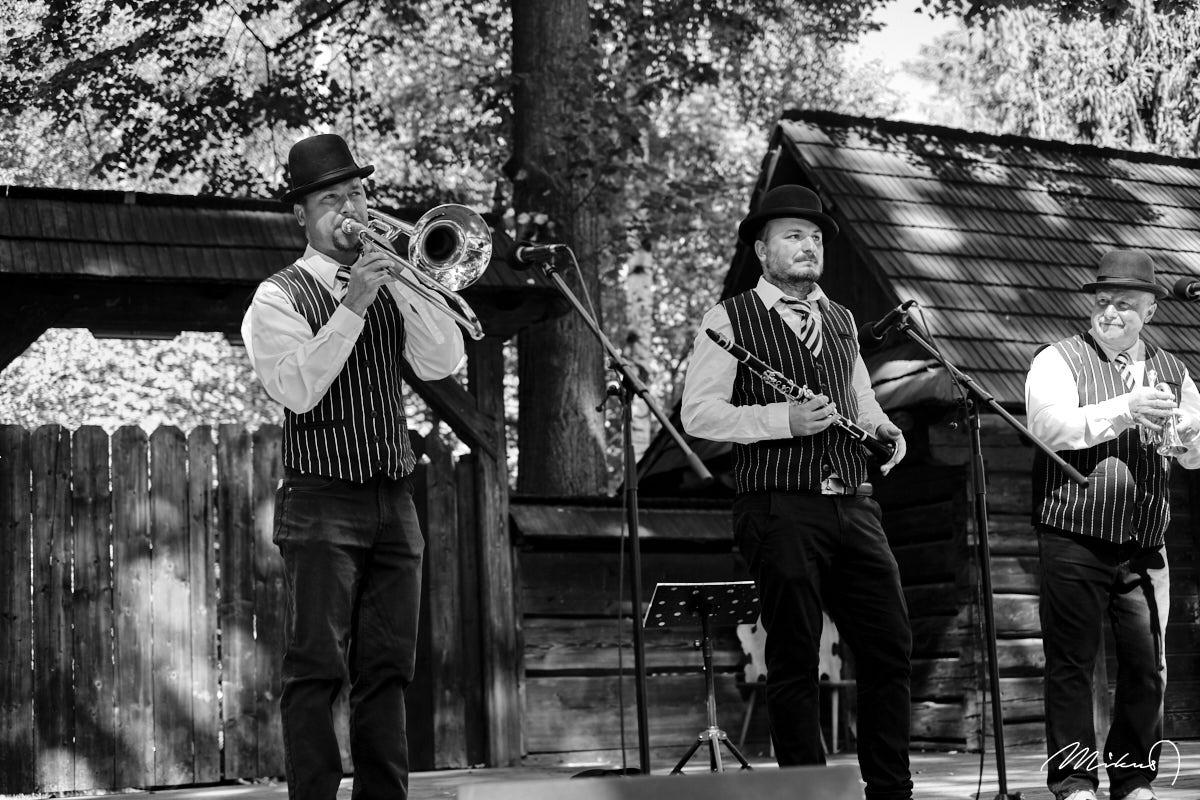 Stanley's Dixie Street Band, Rožnov pod Radhoštěm